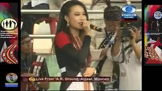 Chapchar Kut 2018 | Zorinzuali Khiangte - A rem ve si lo (Live)