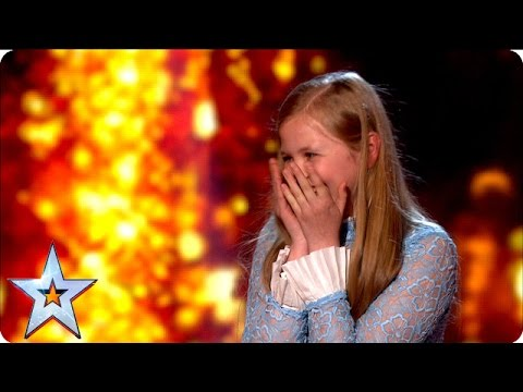 Beau and Balance are through to the Final! | Semi-Final 4 Results | Britain's Got Talent 2016