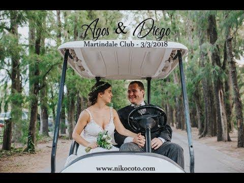 Agos & Diego - Wedding Film - Final