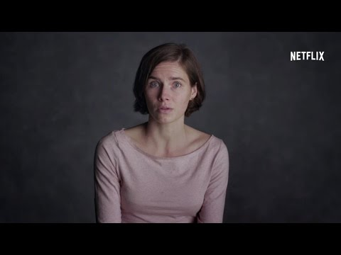 Amanda Knox Back In Spotlight On Netflix:  If I'm Guilty Then I Should Be Feared