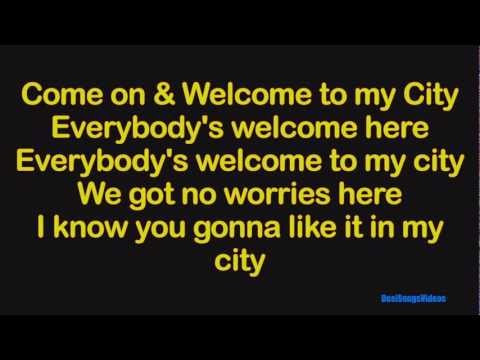 Priyanka Chopra - In My City (Lyrics HD) Ft. Will I Am
