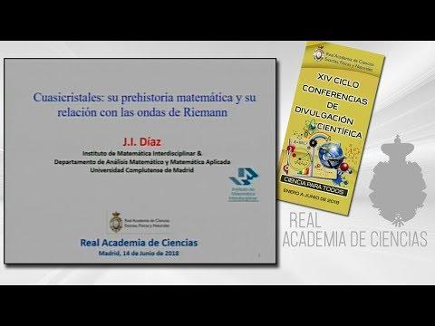 J  Ildefonso Díaz Díaz, 14 de junio de 2018.21º conferencia delXIV CICLO DE CONFERENCIAS DE DIVULGACIÓN CIENTÍFICA.CIENCA PARA TODOS 2018▶ Suscríbete a nuestro canal de YouTubeRAC: https://www.youtube.com/channel/UCG6Ee-fsMyfKV_VJxuCl0JQ?sub_confirm