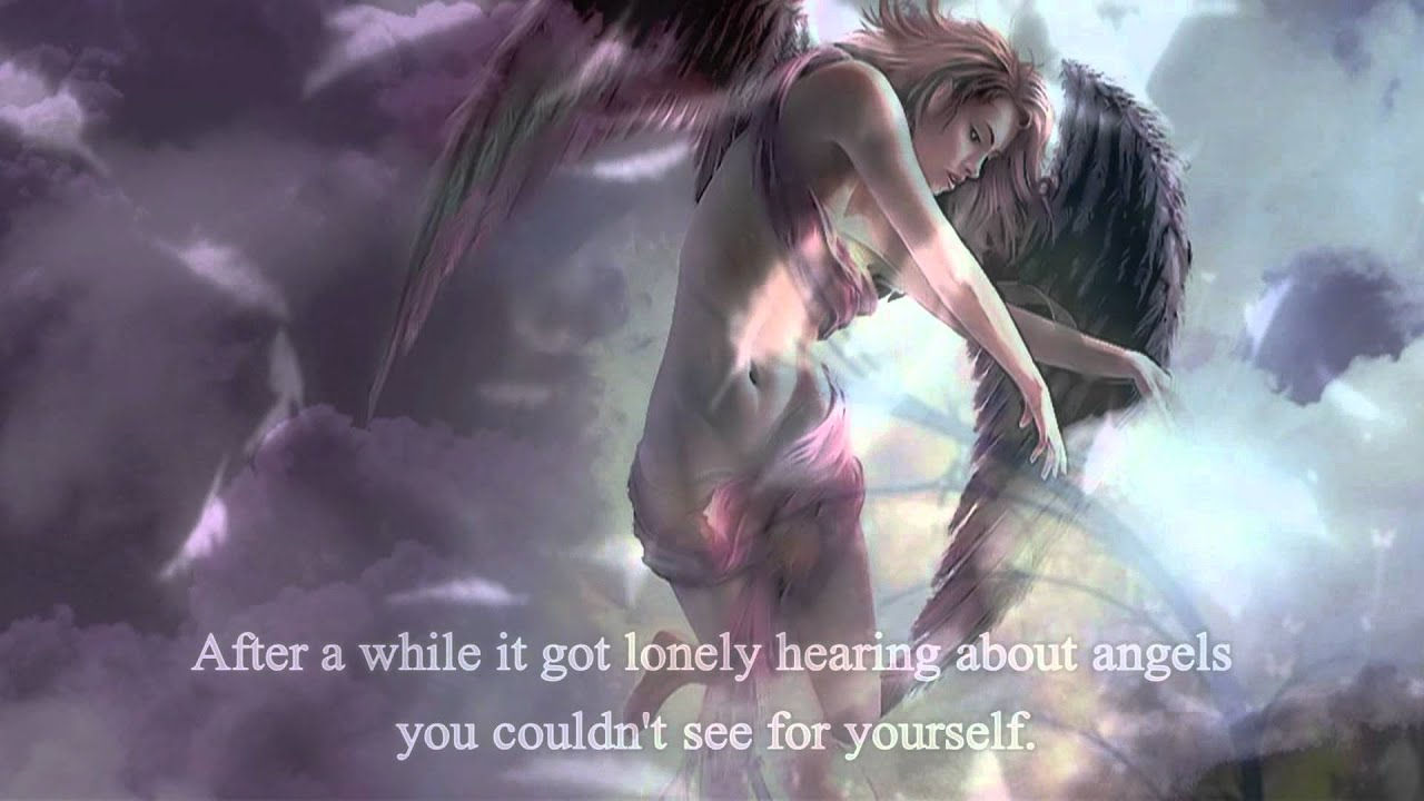Michael Jacksons Poem Angel of Light