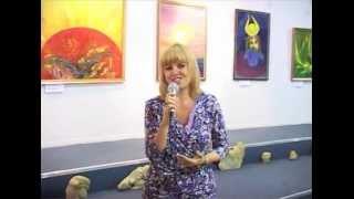 Отзыв с выставки Виктории ПреобРАженской. 2010 год