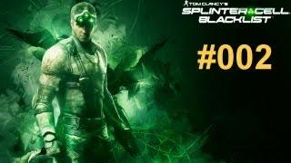 Splinter Cell Blacklist Gameplay PC [Deutsch/German] #002 - Mission 1 Bengasi (1/2)