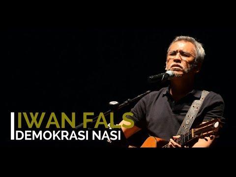 Iwan Fals - Demokrasi nasi 1978 + Lirik - Lagu Tidak Beredar