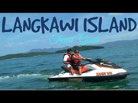Langkawi travel guide - Tamil vlog - Malaysia trip