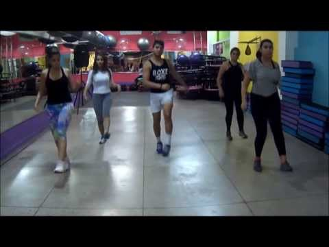 coreografia Piradinha Travel Video