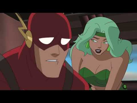 Dogfight | Justice League Unlimited