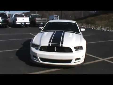 FOR SALE 2013 FORD MUSTANG BOSS 302 STK# 30311 www.lcford.com