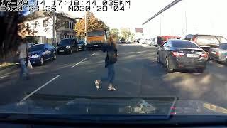 """Копия видео """"Пешеход - курица"""""""