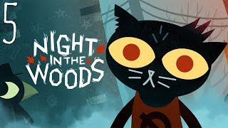 EL ROBOT DE GREG - Night in the Woods - EP 5