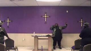 Pastor Patricia Jacobs Part 1