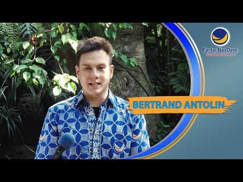 Bertrand Cinta Budaya Indonesia