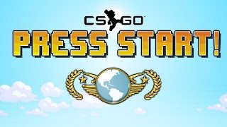 CS:GO - Press Start!
