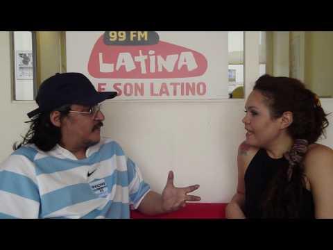Ana Torres interview.