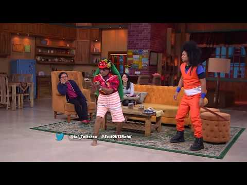 The Best Ini Talk Show - Kocaknya Pak Bolot Jadi Kamesennin Dragonball