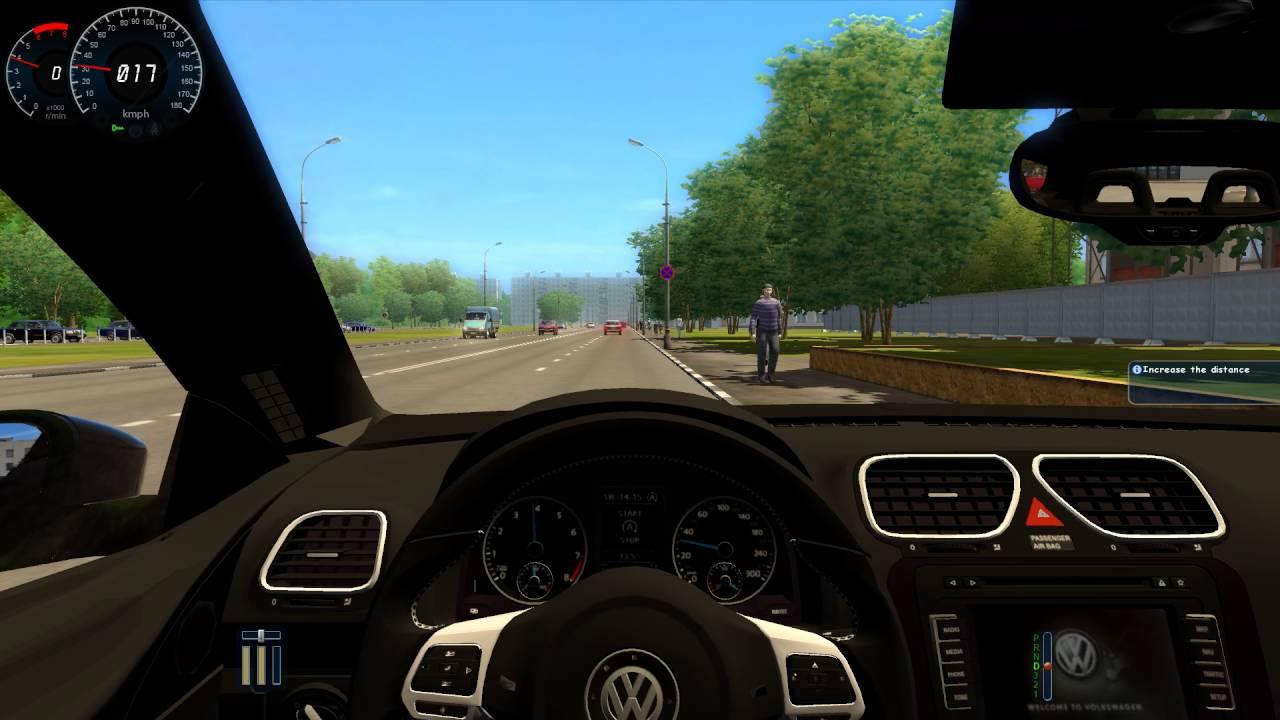 City Car Driving    Vk