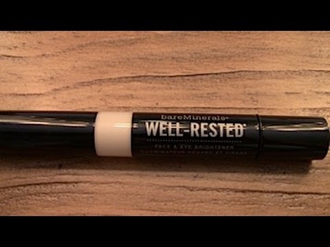 Review Bare Minerals Well Rested Illuminator