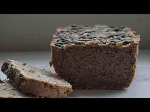 How To Make Activated Gluten Free Buckwheat Bread