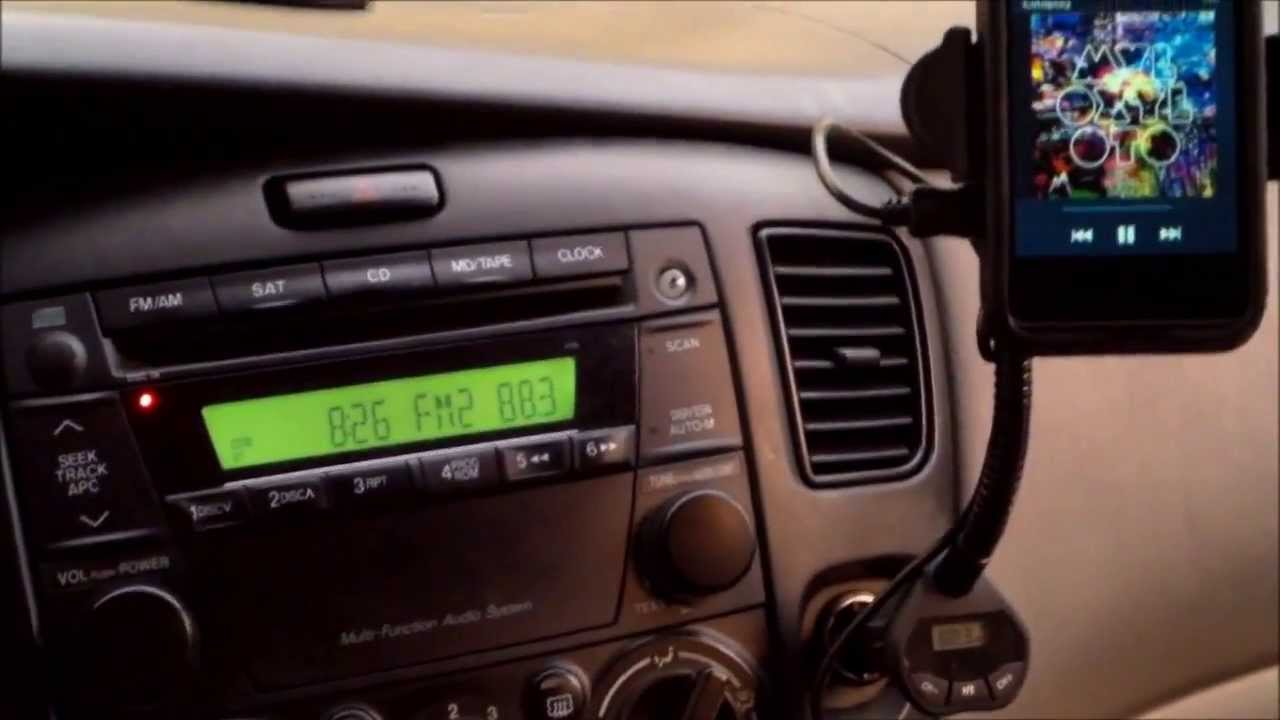 connect iphone to car how to connect phone to car radio the wireless way 5395