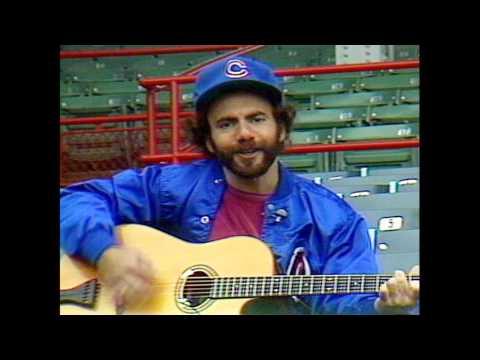 Steve Goodman sings A Dying Cubs Fan's Last Request