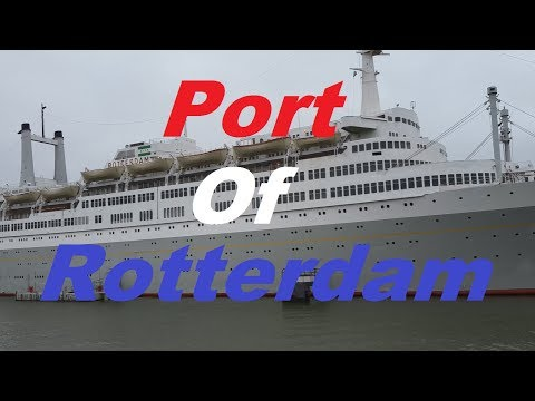 Port of Rotterdam - Port tour on MS Abel Tasman