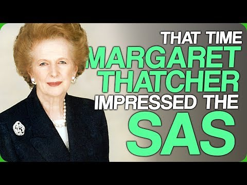That Time Margaret Thatcher Impressed the SAS (Call of Duty and Titanfall) thumbnail