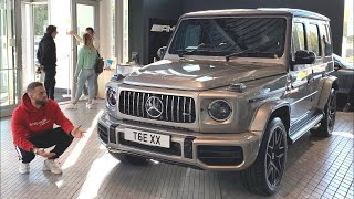 I BOUGHT A £160,000 MERCEDES G63 AMG!