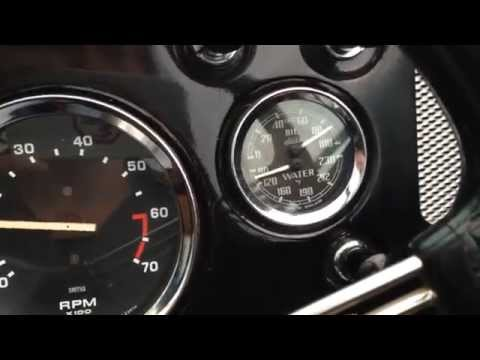 MGA with high oil pressure