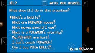 Pokemon fire red 6.rész (flash keresése📆)