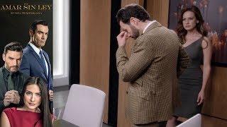 Por Amar Sin Ley 2 - Capítulo 18: Victoria le pone un alto a Roberto - Televisa