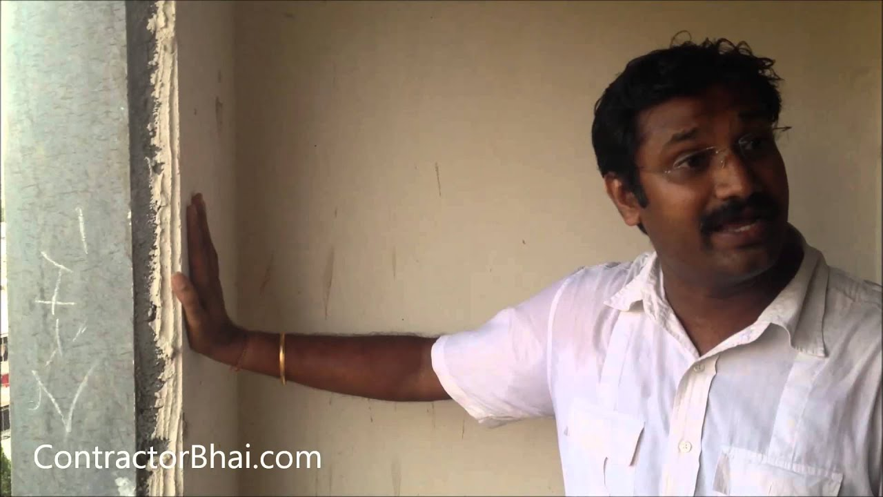 Saint gobain gypsum plaster by contractorbhai com youtube for Red top gypsum plaster