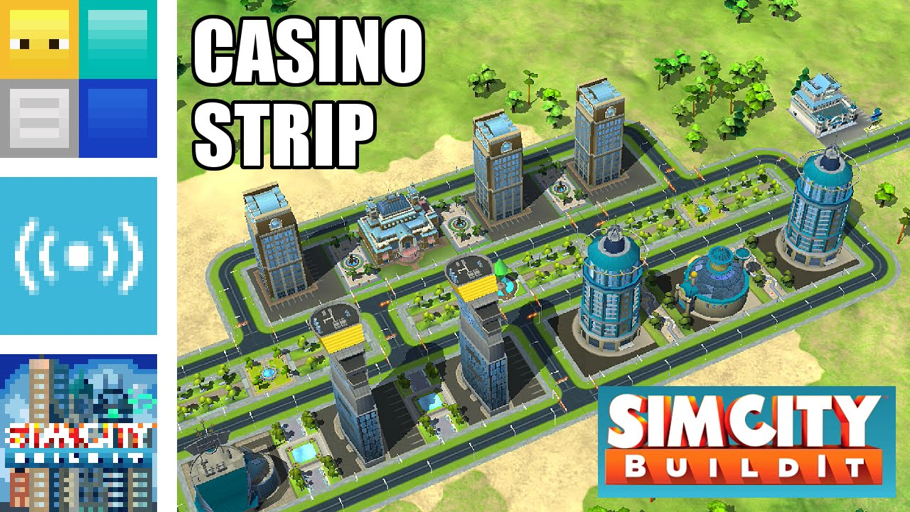 Simcity buildit gambling and entertainment