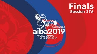 AIBA Men's World Boxing Championships 2019 Ekaterinburg. Day 12. FINALS