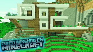Para survival en videos para survival en clips for Casa moderna omarzcraft