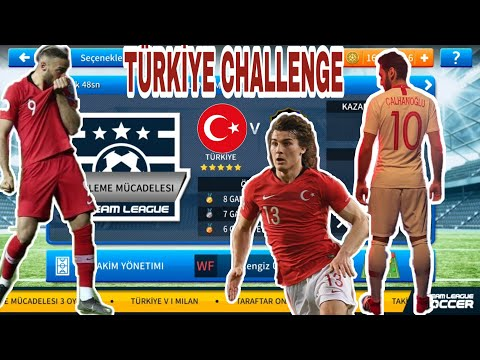 TÜRKİYE CHALLENGE | CENK TEN FÜZE | DREAM LEAGUE SOCCER 2019