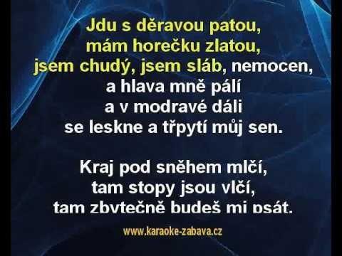 Jaroslav Uhlíř - Severní vítr (karaoke z www.karaoke-zabava.cz)