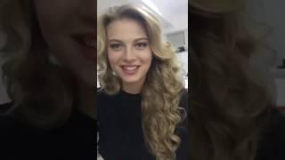 Rus kızdan cuma mesajı