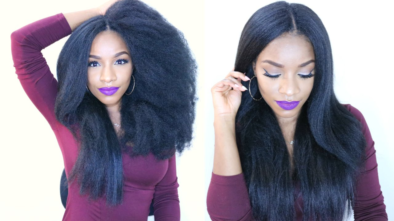 Natural Hair Styles With Marley Hair: How To Do Natural-Looking Crochet Braids⎮Outre Cuevana
