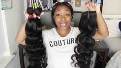 UNBOXING SVT PERUVIAN BODY WAVE HAIR!