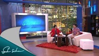 Sarah Sechan - Abimana Aryasatya cerita soal pergantian namanya