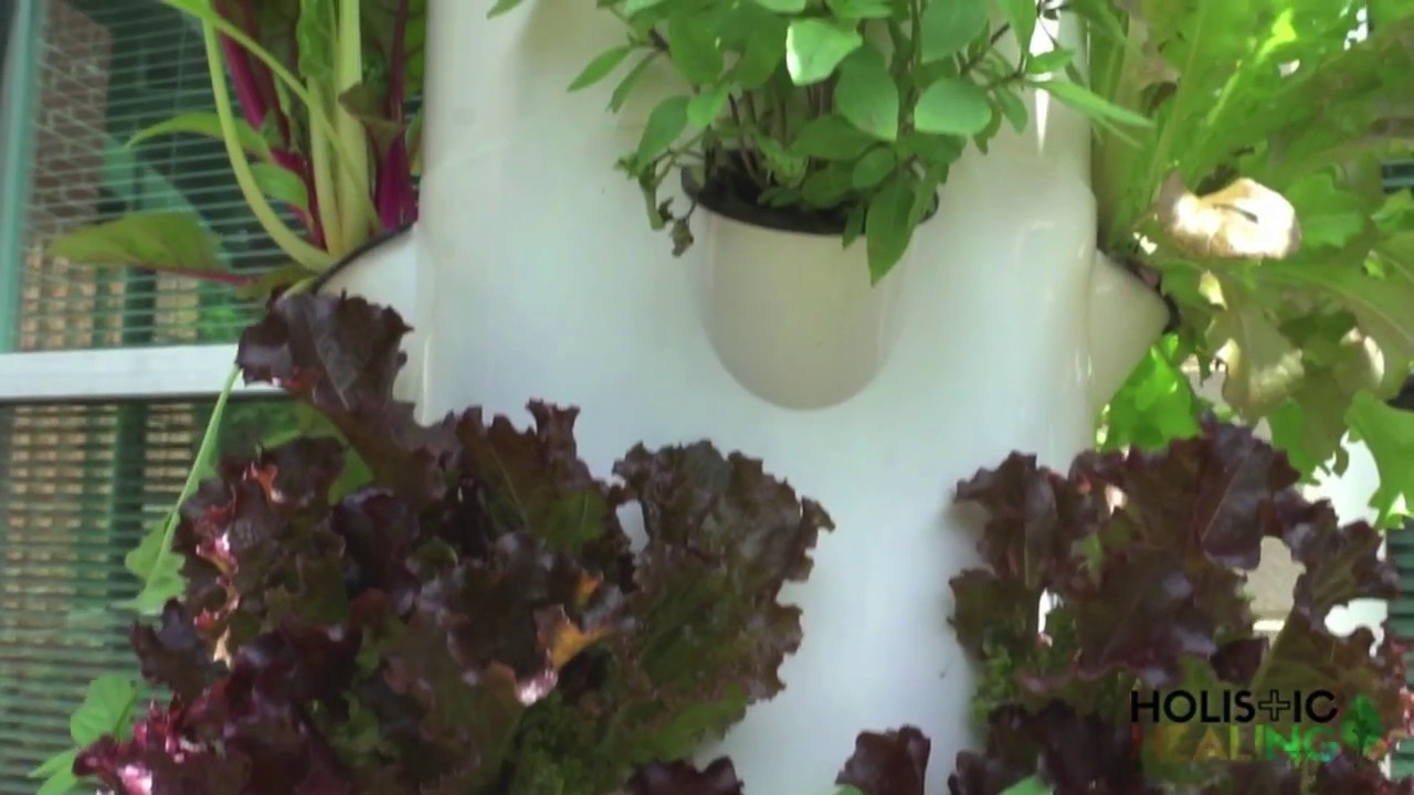 What is a Tower Garden?
