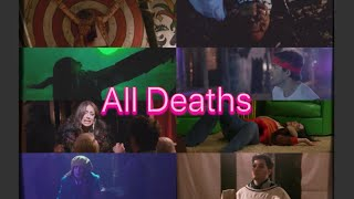 All Deaths In Escape the Night Season 3