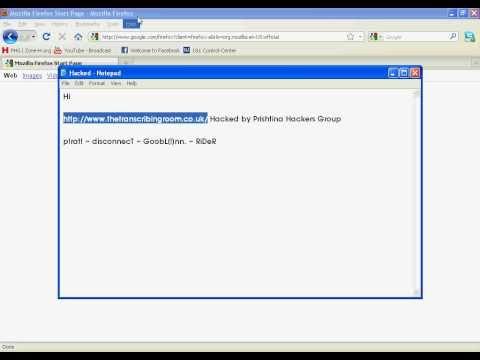 www.thetranscribingroom.co.uk Hacked by Prishtina Hackers Group