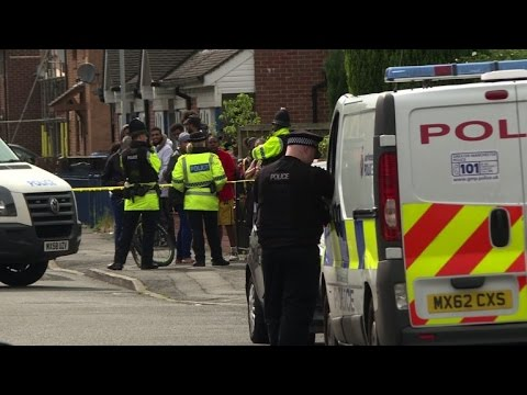 AFP news agency: Police make fresh arrest in Moss Side area of Manchester