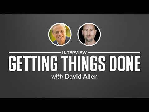 Interview: Getting Things Done with David Allen