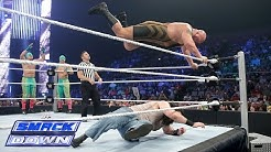 Big Show & Los Matadores vs. The Wyatt Family: SmackDown, Sept. 19, 2014