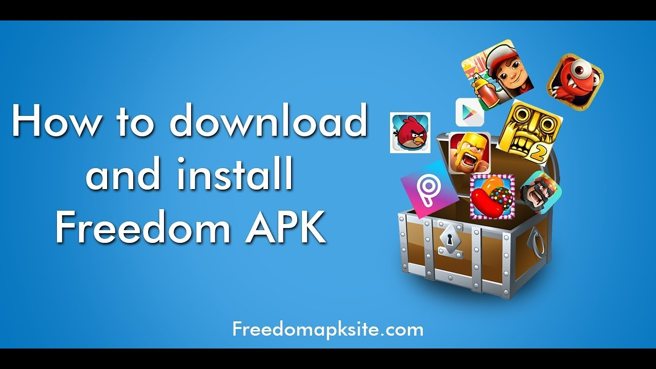 Freedom APK Direct Download 2019 | Latest Version & Reviews