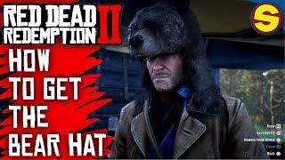 RDR2 How to Get The Bear Hat!